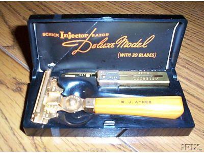 Dating schick injector razors