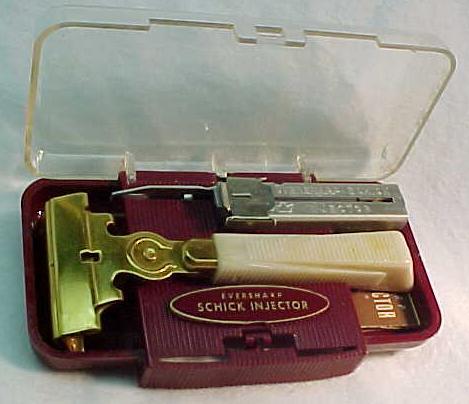 Schick Injector Razors